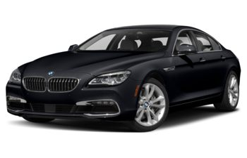 2019 BMW 640 Gran Coupe - Azurite Black