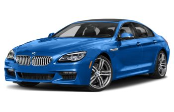 2019 BMW 650 Gran Coupe - Sonic Speed Blue Metallic
