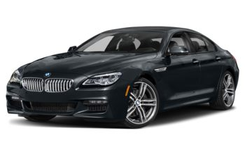 2019 BMW 650 Gran Coupe - Carbon Black Metallic