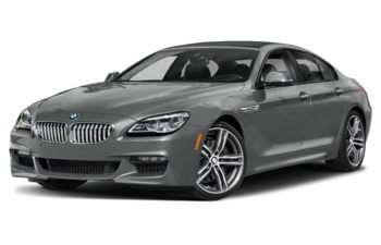 2019 BMW 650 Gran Coupe - Space Grey Metallic