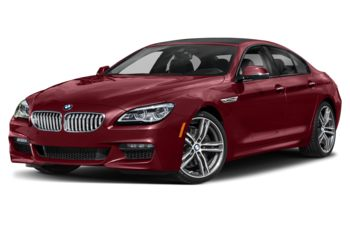 2019 BMW 650 Gran Coupe - Melbourne Red Metallic