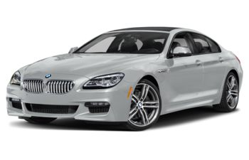 2019 BMW 650 Gran Coupe - Glacier Silver Metallic