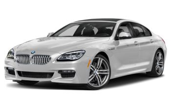 2019 BMW 650 Gran Coupe - Mineral White Metallic