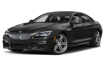 2019 BMW 650 Gran Coupe - Citrin Black Metallic