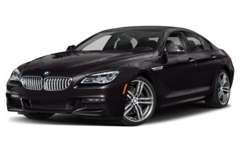 2019 BMW 650 Gran Coupe - Ruby Black Metallic
