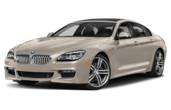 2019 BMW 650 Gran Coupe - Moonstone Metallic