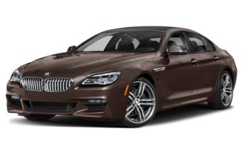 2019 BMW 650 Gran Coupe - Frozen Bronze Metallic