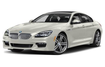2019 BMW 650 Gran Coupe - Frozen Brilliant White Metallic
