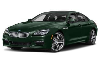2019 BMW 650 Gran Coupe - British Racing Green