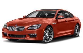 2019 BMW 650 Gran Coupe - Sakhir Orange Metallic