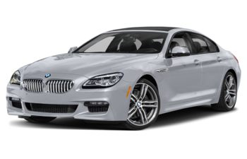 2019 BMW 650 Gran Coupe - Frozen Silver