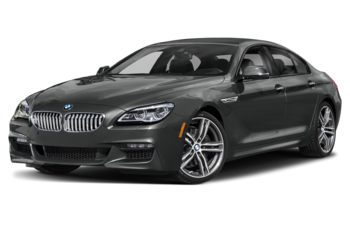 2019 BMW 650 Gran Coupe - Frozen Grey
