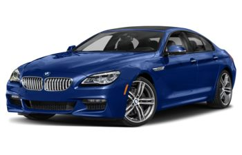 2019 BMW 650 Gran Coupe - San Marino Blue