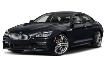 2019 BMW 650 Gran Coupe - Azurite Black