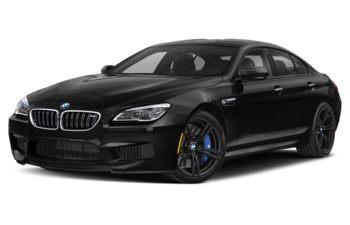 2019 BMW M6 Gran Coupe - Black Sapphire Metallic