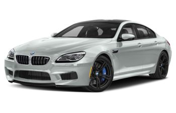 2019 BMW M6 Gran Coupe - Silverstone Metallic