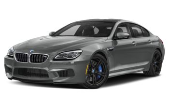 2019 BMW M6 Gran Coupe - Space Grey Metallic
