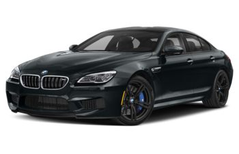 2019 BMW M6 Gran Coupe - Singapore Grey Metallic