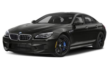 2019 BMW M6 Gran Coupe - Citrin Black Metallic