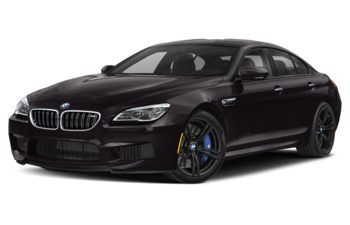 2019 BMW M6 Gran Coupe - Ruby Black Metallic