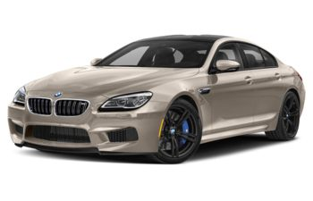 2019 BMW M6 Gran Coupe - Moonstone Metallic