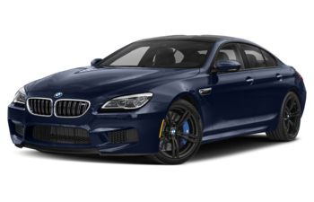 2019 BMW M6 Gran Coupe - Tanzanite Blue Metallic