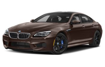 2019 BMW M6 Gran Coupe - Frozen Bronze Metallic