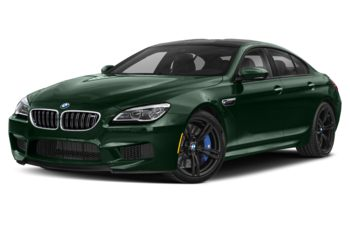 2019 BMW M6 Gran Coupe - British Racing Green
