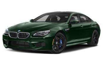 2019 BMW M6 Gran Coupe - British Racing Green
