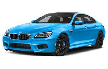 2019 BMW M6 Gran Coupe - BMW Individual Laguna Seca Blue