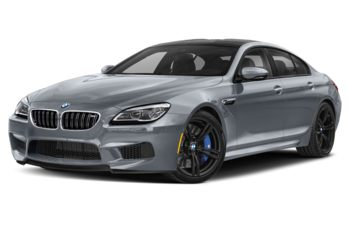 2019 BMW M6 Gran Coupe - Pure Metal Silver