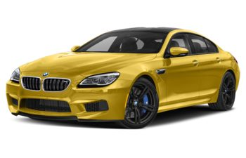 2019 BMW M6 Gran Coupe - Austin Yellow Metallic