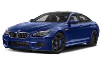 2019 BMW M6 Gran Coupe - Frozen Blue Metallic