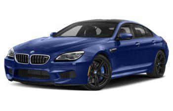 2019 BMW M6 Gran Coupe - Frozen Blue Metallic