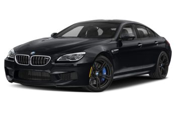 2019 BMW M6 Gran Coupe - Frozen Black
