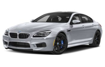 2019 BMW M6 Gran Coupe - Frozen Silver