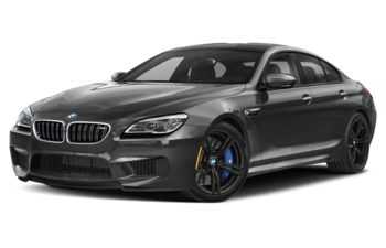 2019 BMW M6 Gran Coupe - Frozen Grey