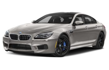 2019 BMW M6 Gran Coupe - Frozen Cashmere Silver