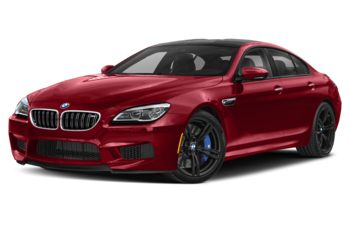 2019 BMW M6 Gran Coupe - Imola Red II