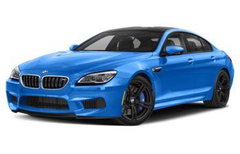 2019 BMW M6 Gran Coupe - Santorini Blue II