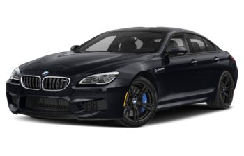 2019 BMW M6 Gran Coupe - Azurite Black