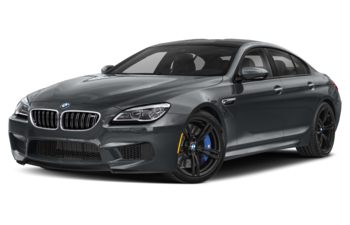2019 BMW M6 Gran Coupe - Sparkling Graphite Metallic