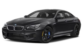 2019 BMW M6 Gran Coupe - Grey Black
