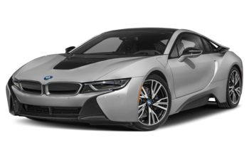 2019 BMW i8 - Donington Grey Metallic