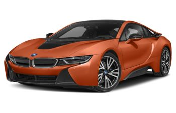 2019 BMW i8 - E-Copper w/Frozen Grey Highlight