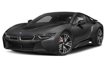 2019 BMW i8 - Sophisto Grey Metallic w/Frozen Grey Accent