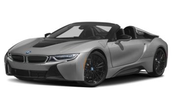 2020 BMW i8 - Donington Grey Metallic