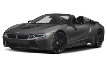 2020 BMW i8 - Sophisto Grey Metallic w/Frozen Grey Accent