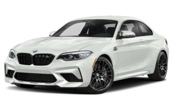 2019 BMW M2 - Alpine White Non-Metallic