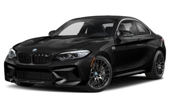 2020 BMW M2 - Black Sapphire Metallic
